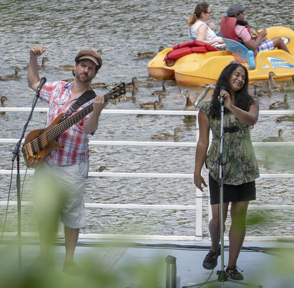 Music Barge